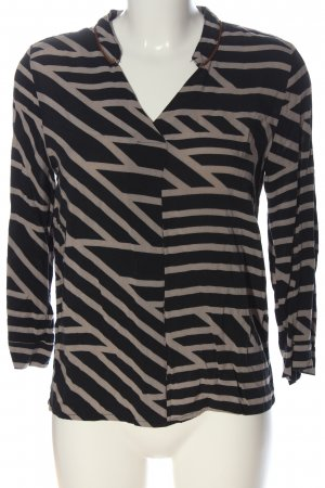 B.young Slip-over Blouse black-natural white allover print casual look