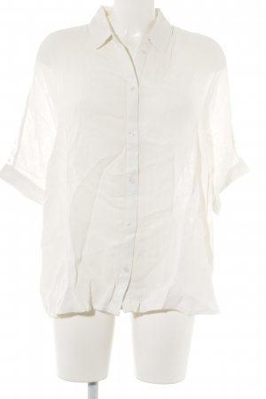 B.young Lace Blouse natural white casual look