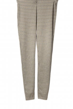 B.young Stoffhose Allover-Druck Casual-Look