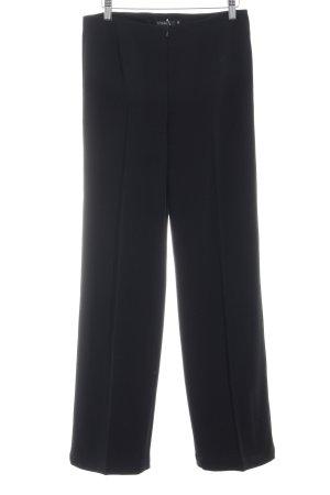 B.young Pantalon en jersey noir style d'affaires