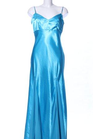 B.young Robe à bretelles bleu élégant