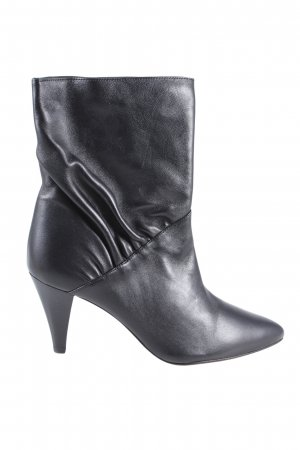 Ba&sh Booties schwarz Business-Look