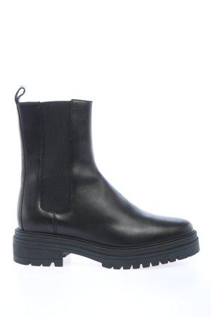 Ba&sh Chelsea Boots black casual look