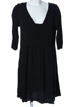 Ba&sh Cut-Out-Kleid schwarz Casual-Look