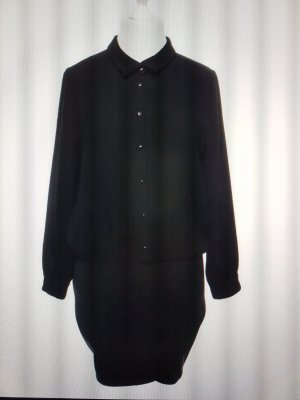 Ba&sh Robe à manches longues noir