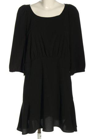 Ba&sh Sukienka etui czarny W stylu casual