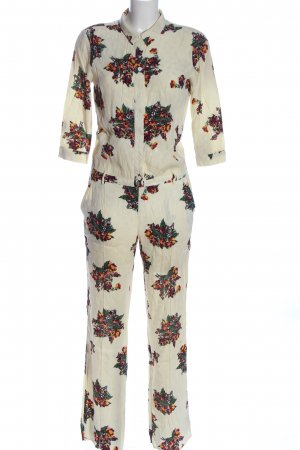 Ba&sh Jumpsuit Allover-Druck Casual-Look