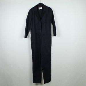 Ba&sh Jumpsuit Gr. S (38) dunkelblau (19/12/039)
