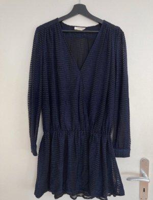 Ba&sh Sukienka z długim rękawem Wielokolorowy