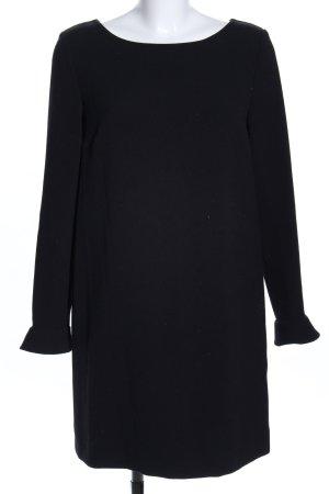 Ba&sh Sukienka z długim rękawem czarny W stylu casual