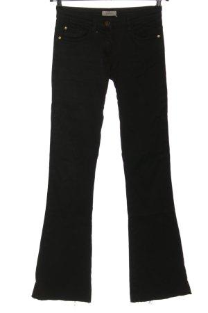 Ba&sh Jeansy Marlena czarny W stylu casual
