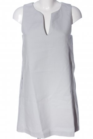 Ba&sh Sukienka o kroju litery A jasnoszary W stylu casual