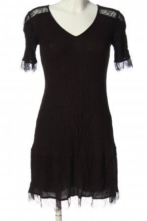Ba&sh Sukienka mini czarny Elegancki