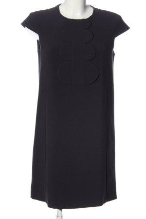 Ba&sh Mini Abito nero stile professionale