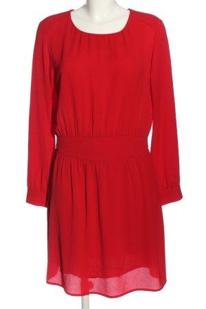 Ba&sh Sukienka mini czerwony W stylu biznesowym