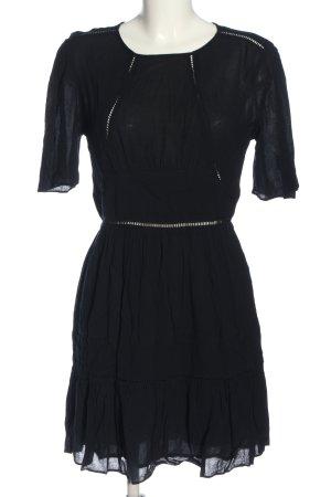 Ba&sh Sukienka mini czarny Styl klasyczny
