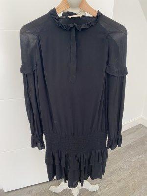 Ba&sh Mini Dress black