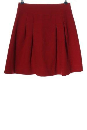Ba&sh Spódnica mini czerwony W stylu casual