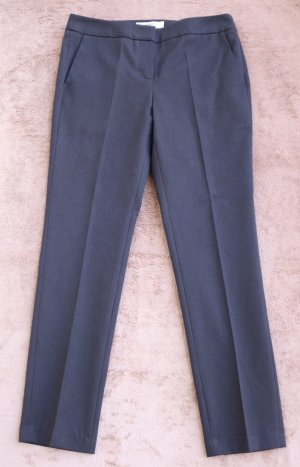 Ba&sh Pantalone peg-top grigio scuro