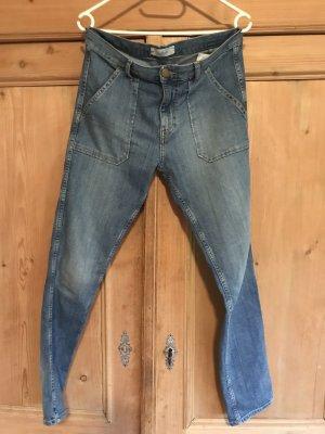 Ba&sh Slim Jeans azure