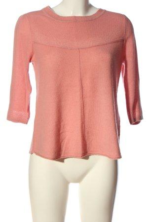 Ba&sh Bluzka przez głowę różowy W stylu casual