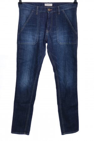 Ba&sh Slim Jeans blau Casual-Look