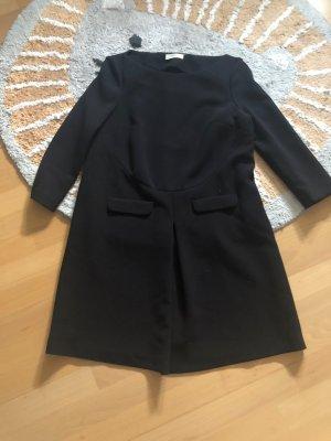 ba&sh Sommerkleid kurzes Kleid Businesskleid schwarz NEU