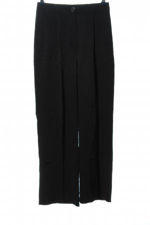 Ba&sh Pantalone jersey nero stile casual