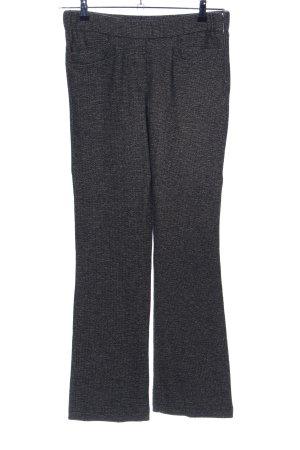 Ba&sh Spodnie materiałowe jasnoszary Melanżowy W stylu casual