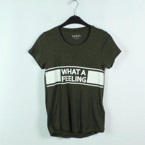 Ba&sh T-shirt multicolore tissu mixte