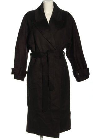 Ba&sh Wool Coat brown casual look