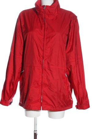 Babista Regenjas rood casual uitstraling
