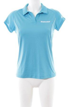 Babolat Sportshirt Motivdruck sportlicher Stil