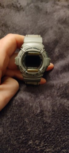 Baby-G Reloj digital gris