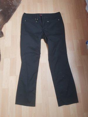 Baby Phat Jeans a gamba dritta nero