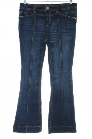 Baby Phat Boot Cut Jeans blau Casual-Look