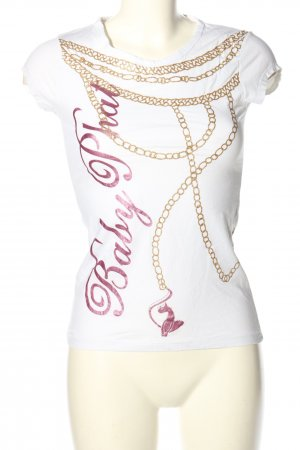 Baby Phat T-shirt Stampa a tema stile casual