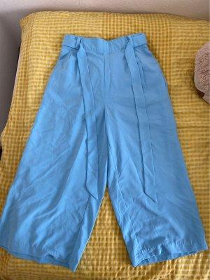 Amisu 3/4 Length Trousers baby blue