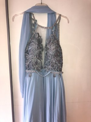 Jora Collection Suknia balowa baby blue
