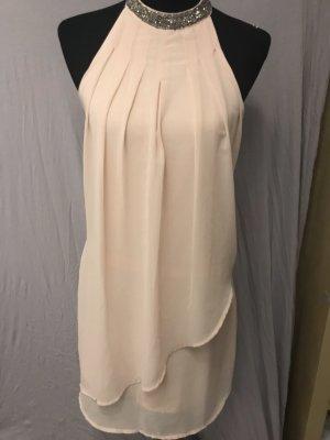 Babydoll Kleid in rosé – Last Preis! :-)