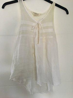 Polo Ralph Lauren Camisa de mujer blanco-blanco puro