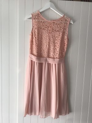 Babydoll Dress dusky pink