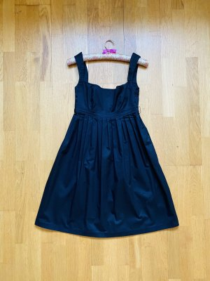 Mango Sukienka typu babydoll czarny
