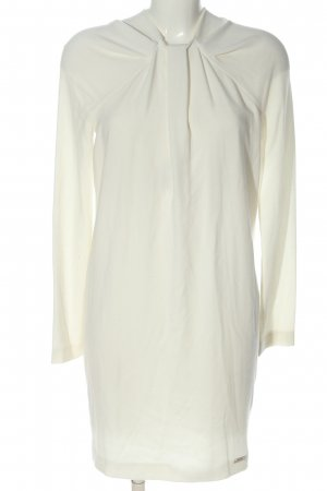 Babylon Longsleeve Dress natural white elegant