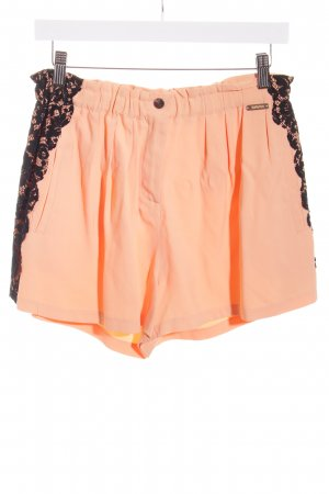 Babylon Shorts albicocca-nero Logo applicato (in metallo)
