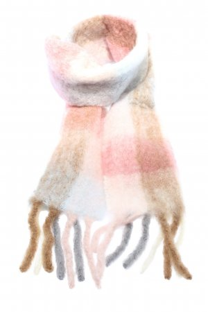 babymoh by HINTERVELD Écharpe en laine imprimé allover style décontracté