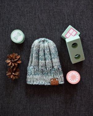 Ohne Chapeau en tricot gris