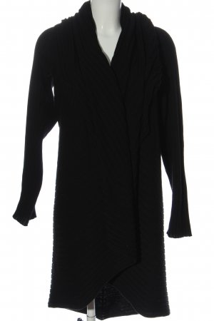 Backstage Knitted Cardigan black casual look