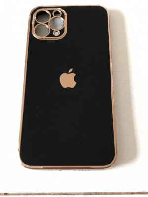 Apple Mobile Phone Case black