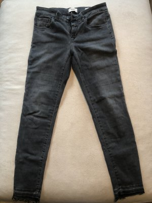 Backer Soft Stretch Grey Denim Jeans von Closed